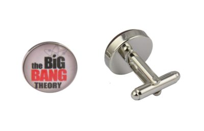 Big Bang Theory Cufflinks