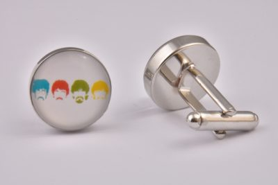 Beatles Art Cufflinks