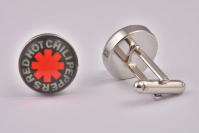 Red Hot Chilli Peppers Cufflinks