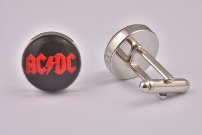 AC/DC Band Cufflinks