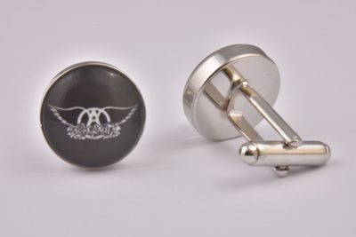 Aerosmith cufflinks