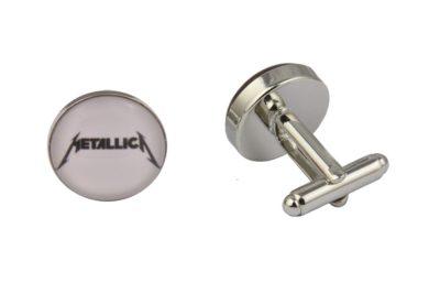 Metallica Cufflinks