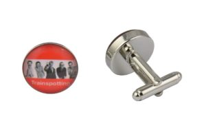 Trainspotting Cufflinks
