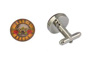 Guns N Roses Cufflinks