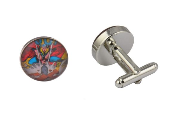 Comic Book Thor Cufflinks