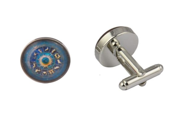 Horoscope Astrology Cufflinks