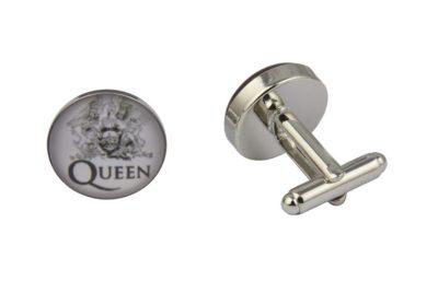 Queen Band Logo Cufflinks