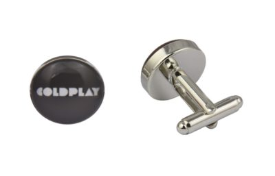Coldplay Cufflinks