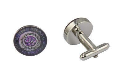 Whitesnake The Purple Album Cover Cufflinks