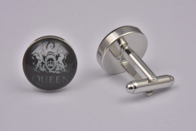 Queen Logo Cufflinks