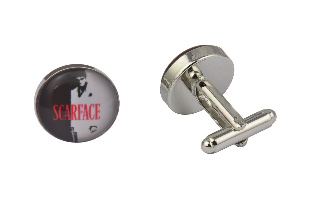 Scarface Movie Cufflinks