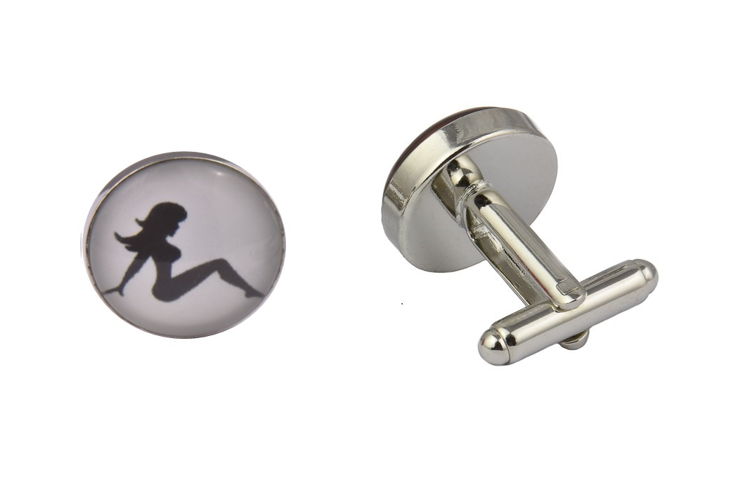 Erotic Lady Cufflinks