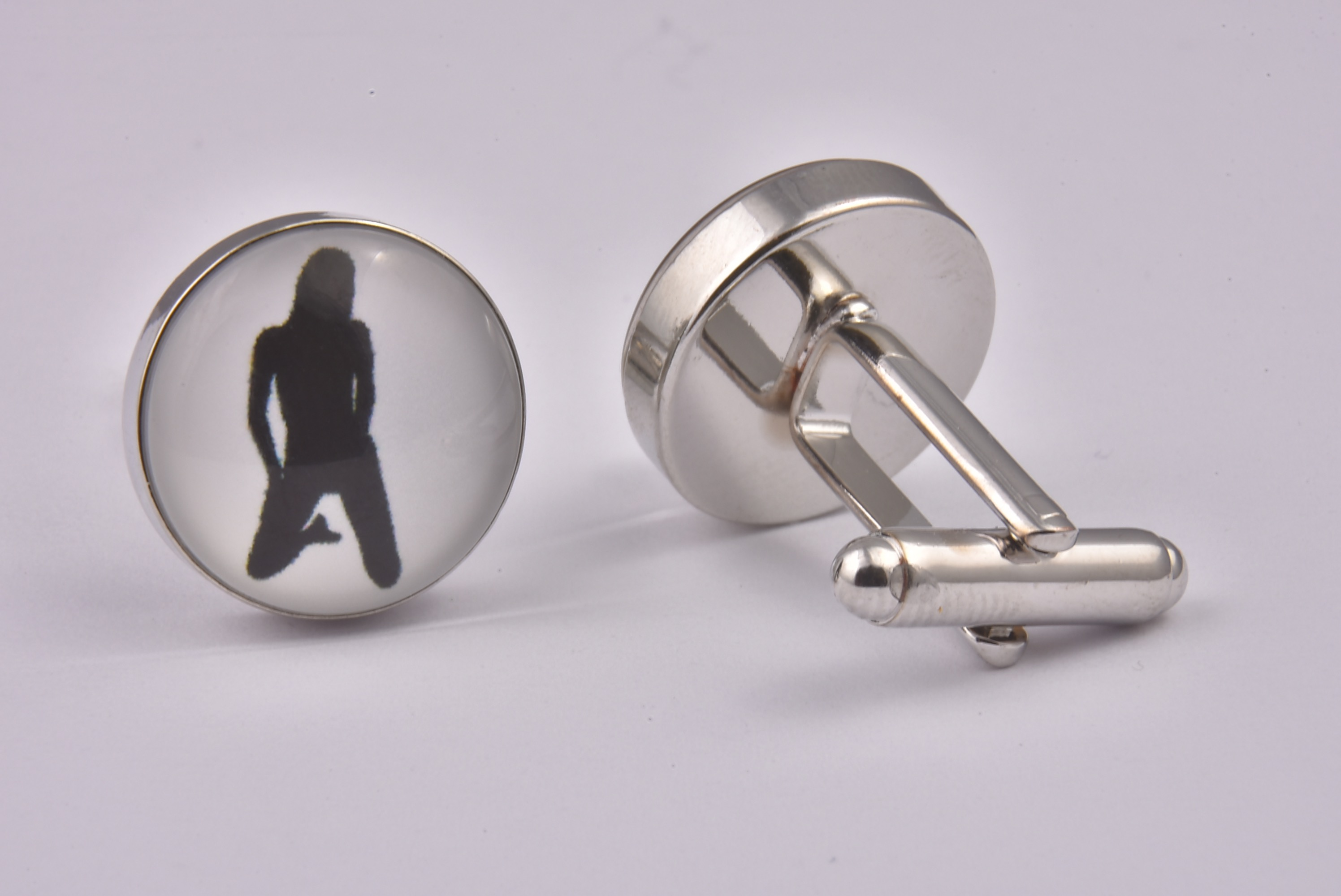 Erotic Woman Cufflinks | Cufflinks For Men
