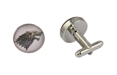 Game Of Thrones House Stark Cufflinks
