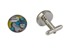 Superhero I Am Batman Cufflinks