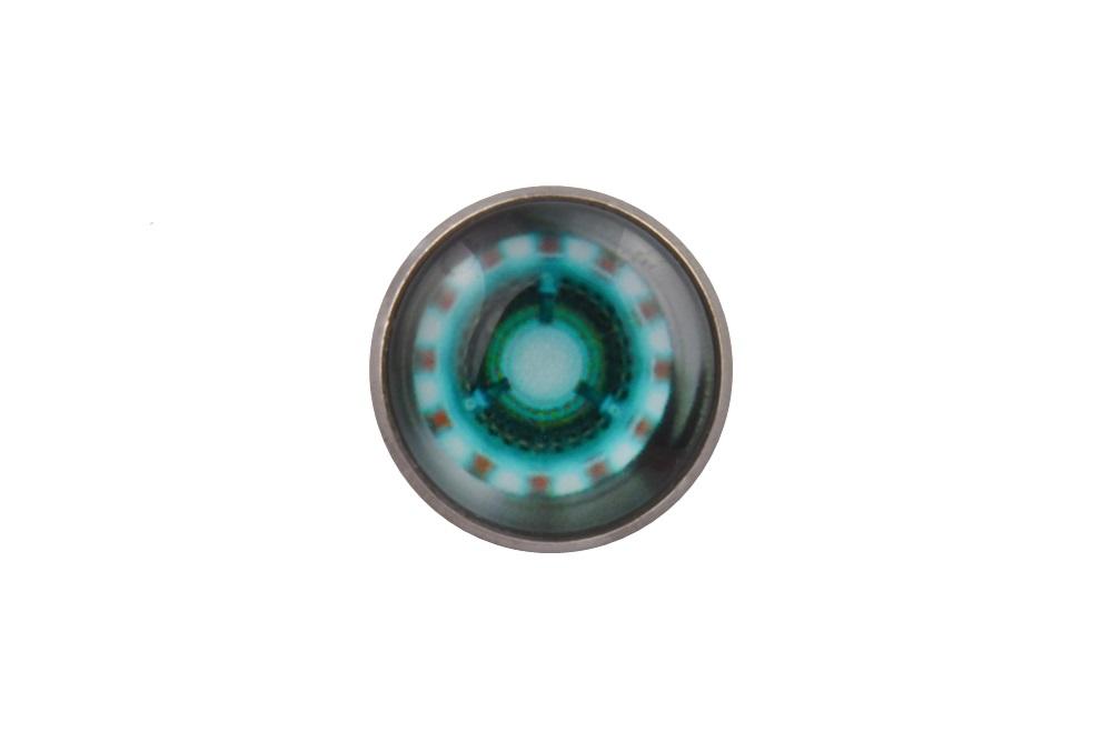 Iron Man Reactor Lapel Pin