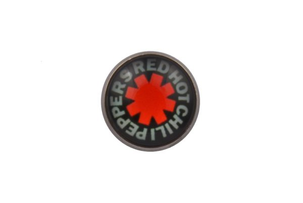 Red Hot Chilli Peppers Lapel Pin