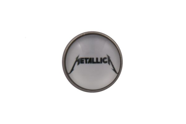 Metallica Lapel Pin