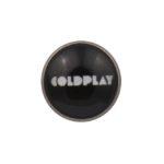 Coldplay Lapel Pin