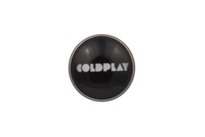 Coldplay Lapel Pin