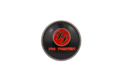 Foo Fighters Black Lapel Pin