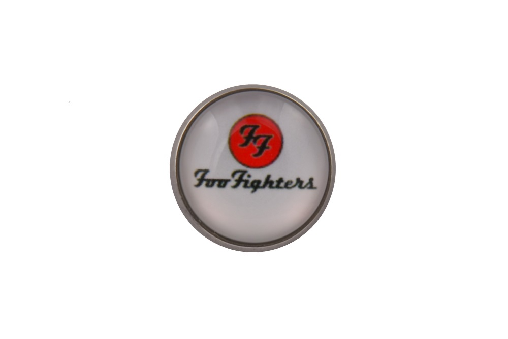 Foo Fighters Lapel Pin