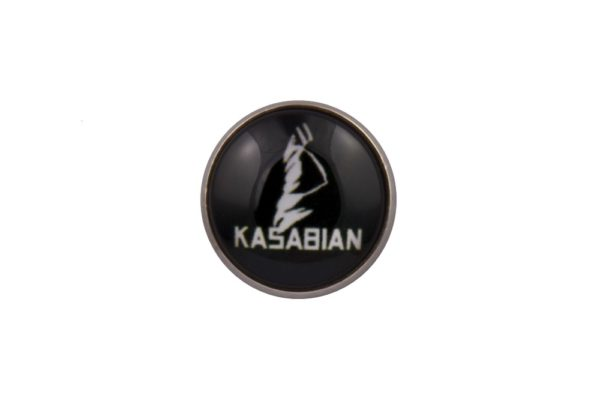Kasabian Lapel Pin