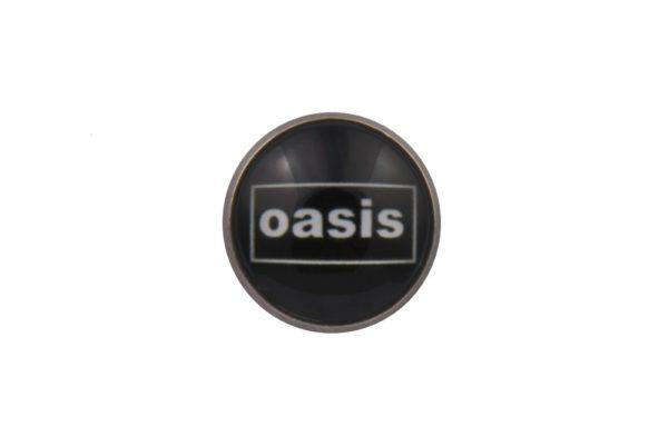 Oasis Lapel Pin