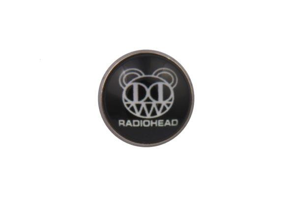 Radiohead Lapel Pin
