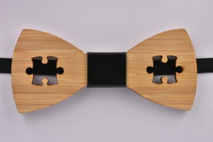 Wooden Bow Tie Jigsaw