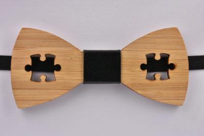 Wooden Bow Tie Jigsaw