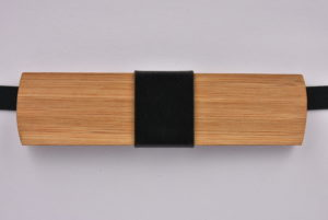 Wooden Bow Tie Plank