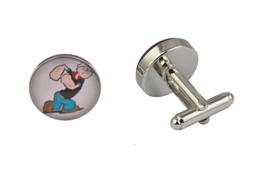 Popeye Cufflinks