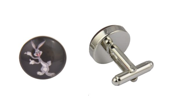 Bugs Bunny Cartoon Cufflinks