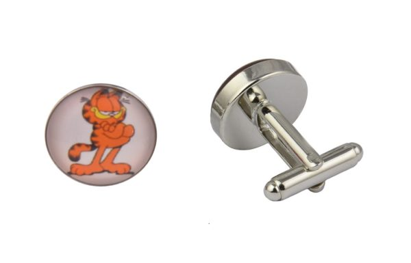 Garfield Cufflinks
