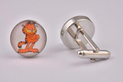 Garfield Cufflinks