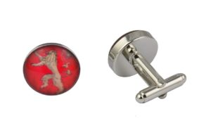 Game Of Thrones House Lannister Cufflinks