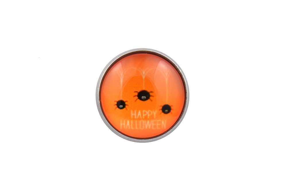 Halloween Spiders Lapel Pin