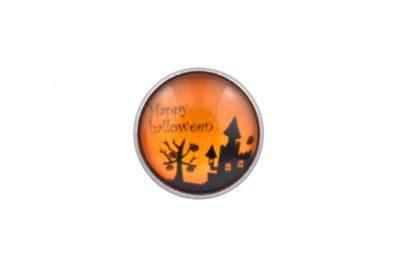 Halloween Castle Lapel Pin