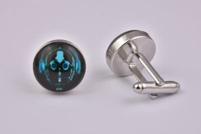 Star Wars DJ C3P0 Cufflinks