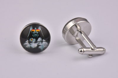 Star Wars DJ Darth Vader Cufflinks