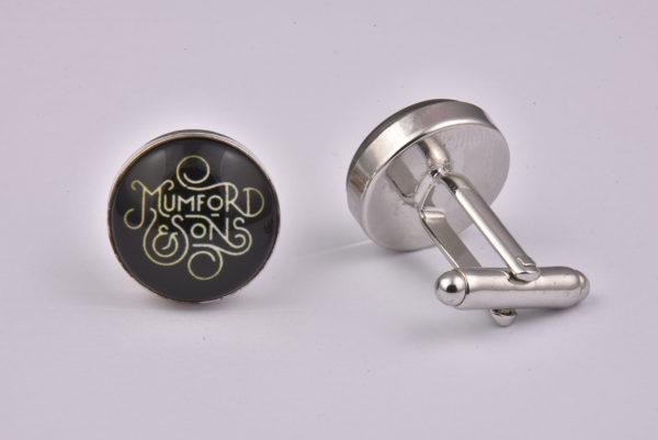 Mumford & Sons Cufflinks
