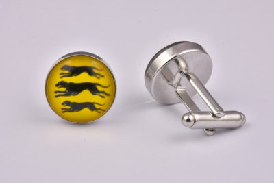 Game Of Thrones House Clegane Cufflinks