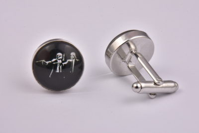 Star Wars Pulp Fiction Cufflinks