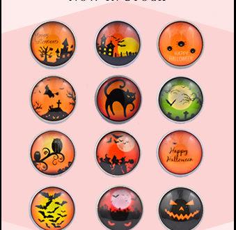 Halloween Lapel Pins