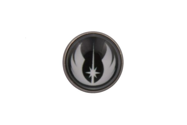 Star Wars Jedi Logo Lapel Pin Badge