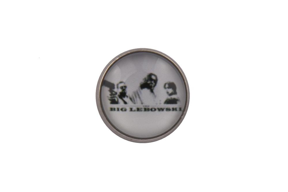 Big Lebowski Lapel Pin