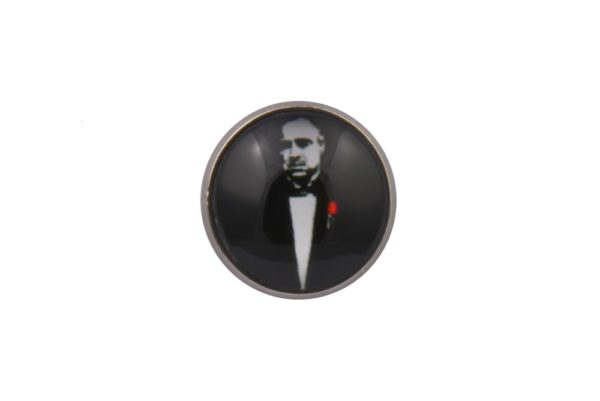The Godfather Movie Lapel Pin Badge