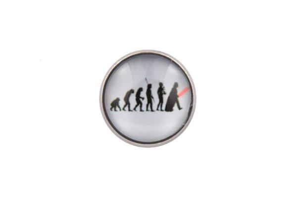 Star Wars Evolution Lapel Pin Badge