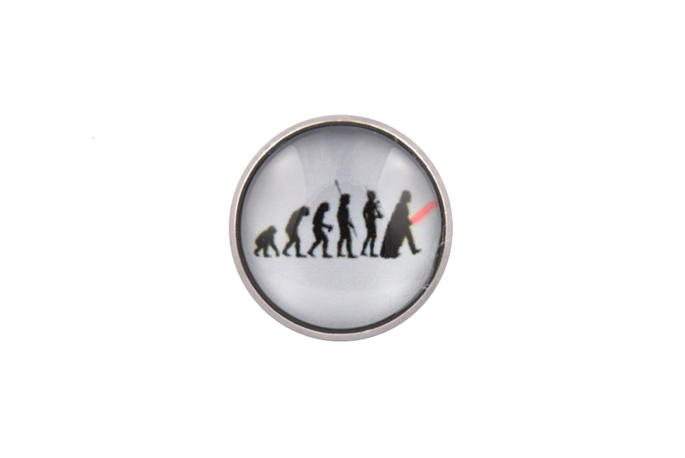 Star Wars Evolution Lapel Pin Badge